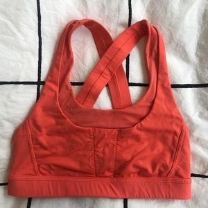 6c72fdfbf lululemon athletica Intimates   Sleepwear - Lululemon Size 4 Sports Bra (w  2  breast